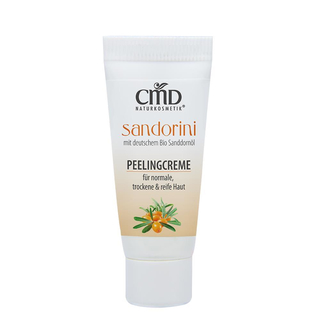 Sandorini Peelingcreme 5 ml Mini